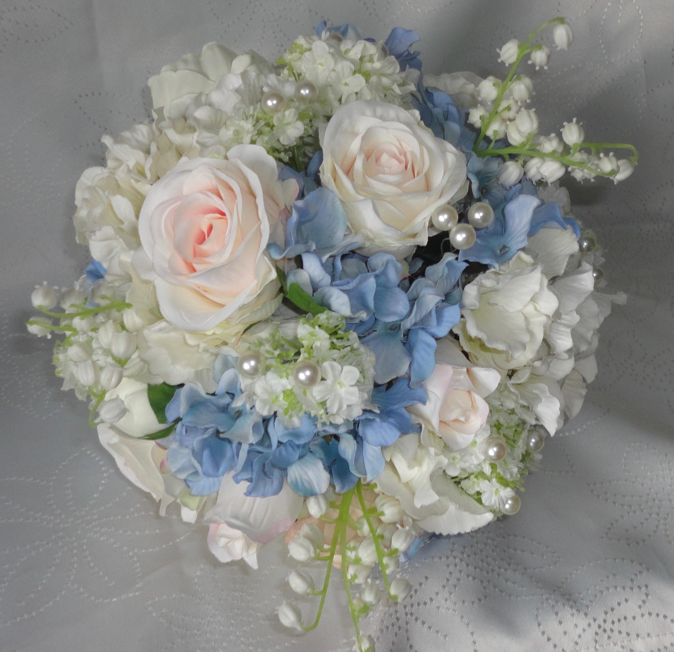 Silk Wedding Bouquets | Silk Wedding Flowers | The Floral ...