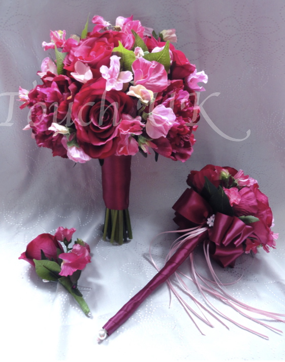 Cozy Design Fake Wedding Flowers Uk On With 1000 Images About Silk Pinterest