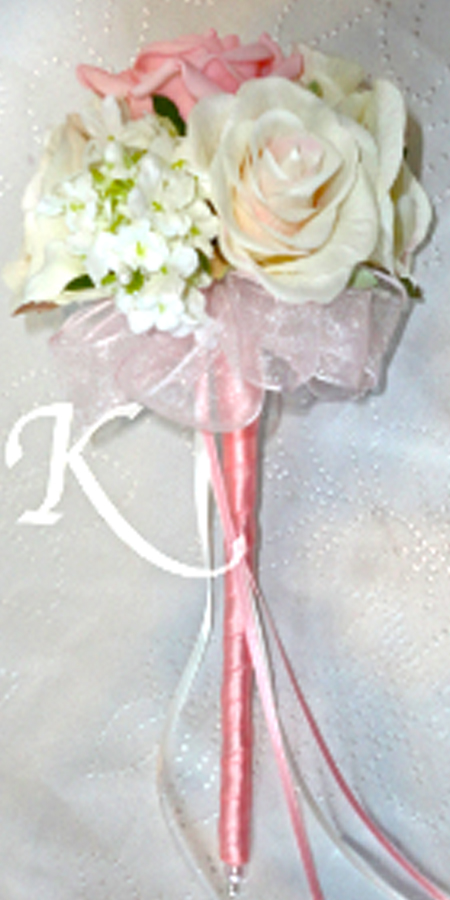 Flower Girl Wands | Heart Wands | Star Wands| The Floral Touch UK