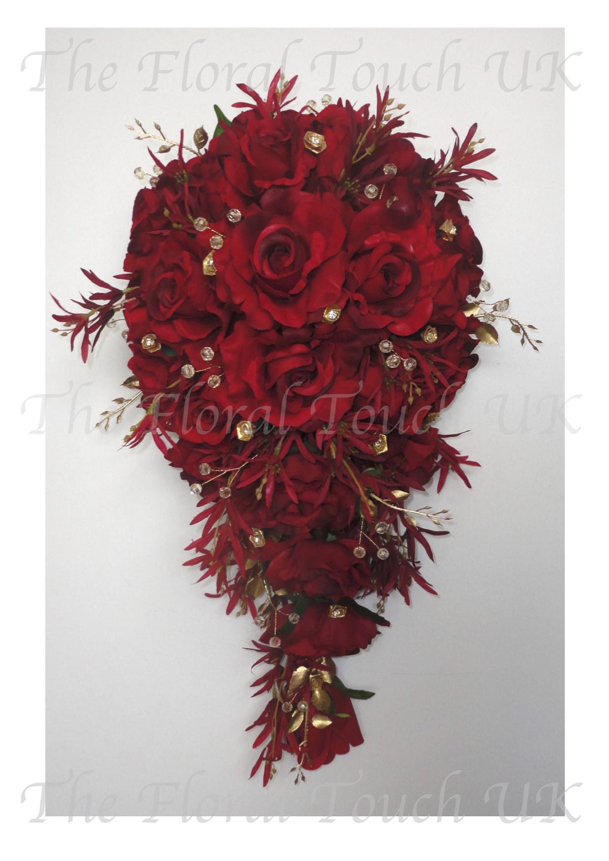 Bridal Shower Bouquets | Teardrop Wedding Bouquets| The ... - photo#35