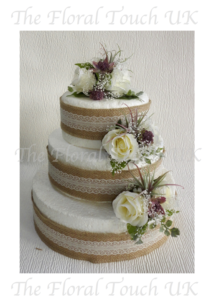 Vintage Wedding Cake Decorations Uk : Cake Toppers The Floral Touch UK Cake Tier Displays