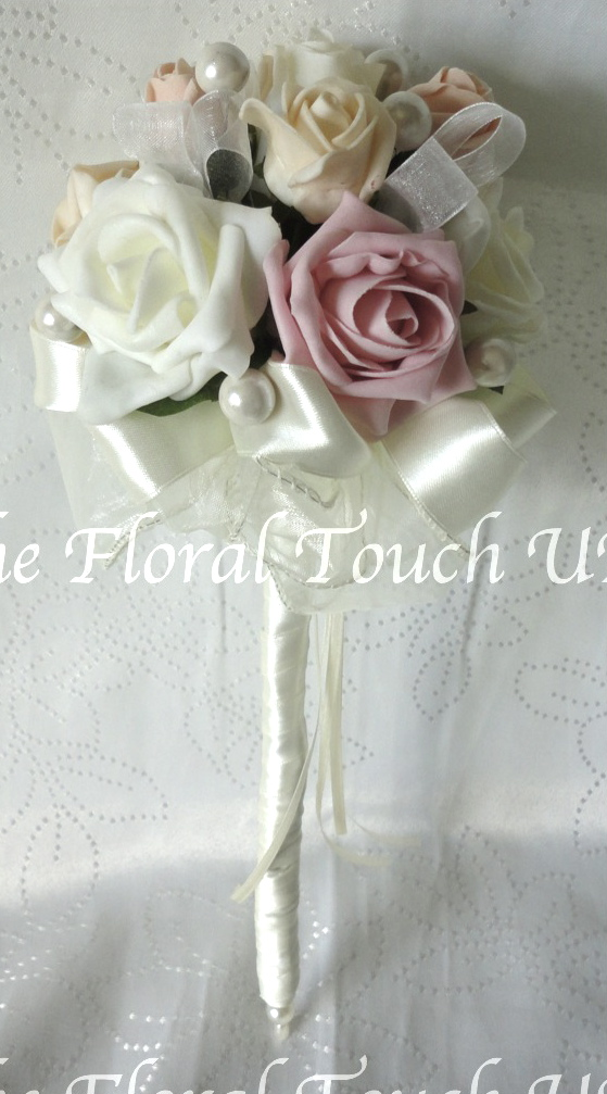 Wands For Flower Girls | Floral Wands | The Floral Touch UK