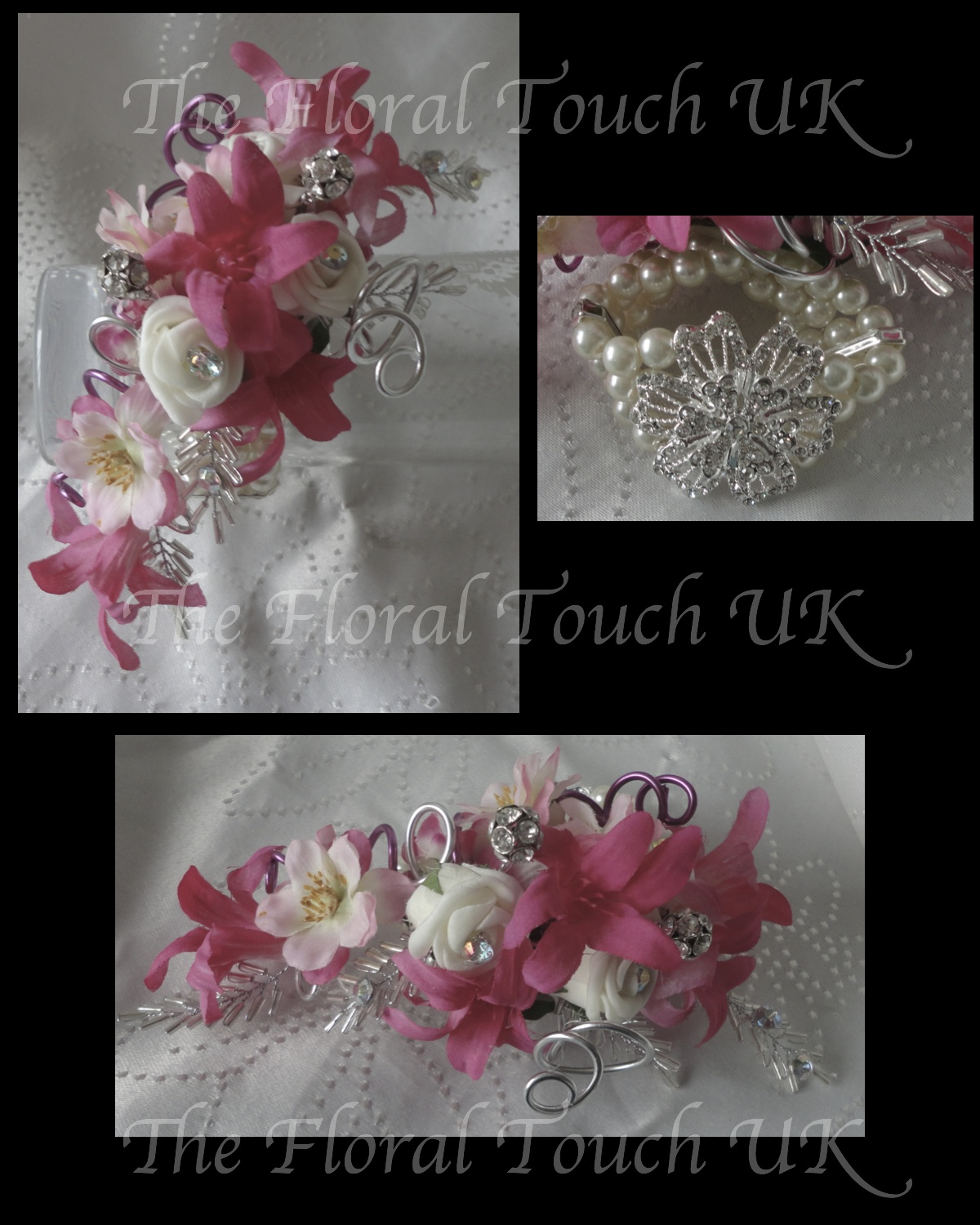 Wedding Flowers Rotherham Silk Bouquets The Floral Touch Ukcom