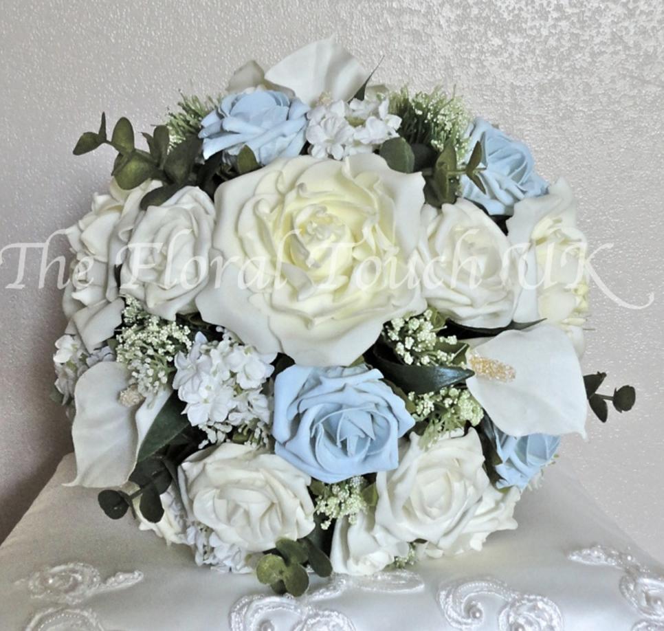 Posies Artificial Wedding Flowers Topsimages