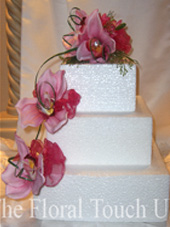 Orchid Topper & Tier Displays
