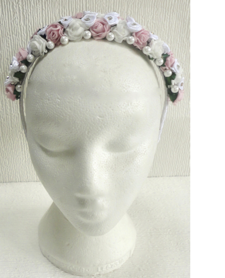 Bridesmaid Headdress Alice Band