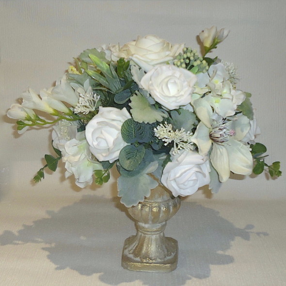 Wedding Centrepiece The Floral Touch Uk Top Table