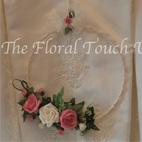 Vintage Style Flower Girl Hoop
