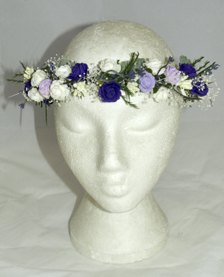 Bridesmaid Country Woodland Headdress