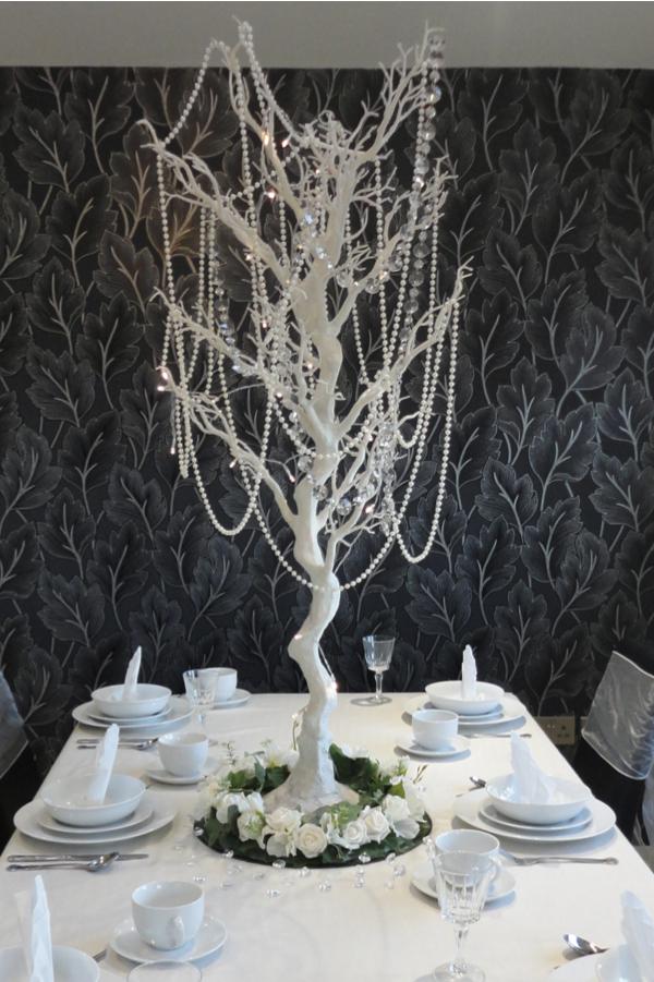 Stunning Manzanita Wishing Tree Hire
