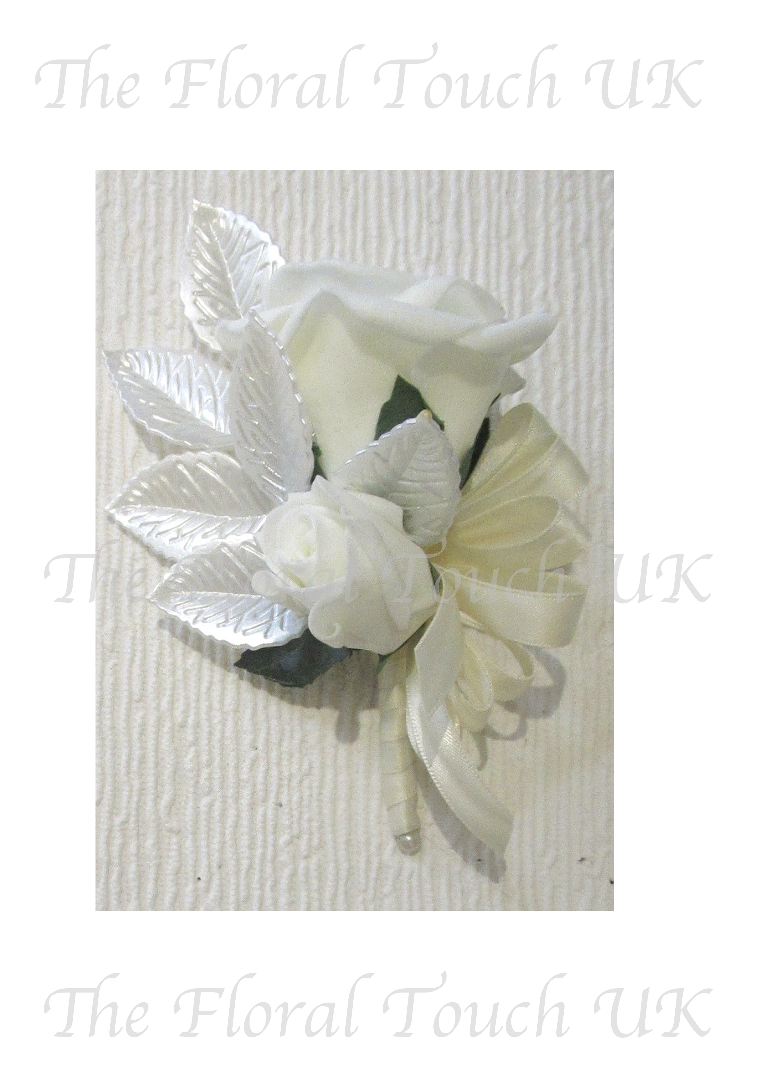 Gyp /& Diamante  All Colours Wedding Flowers Prom Wrist Corsage Buttonhole Rose