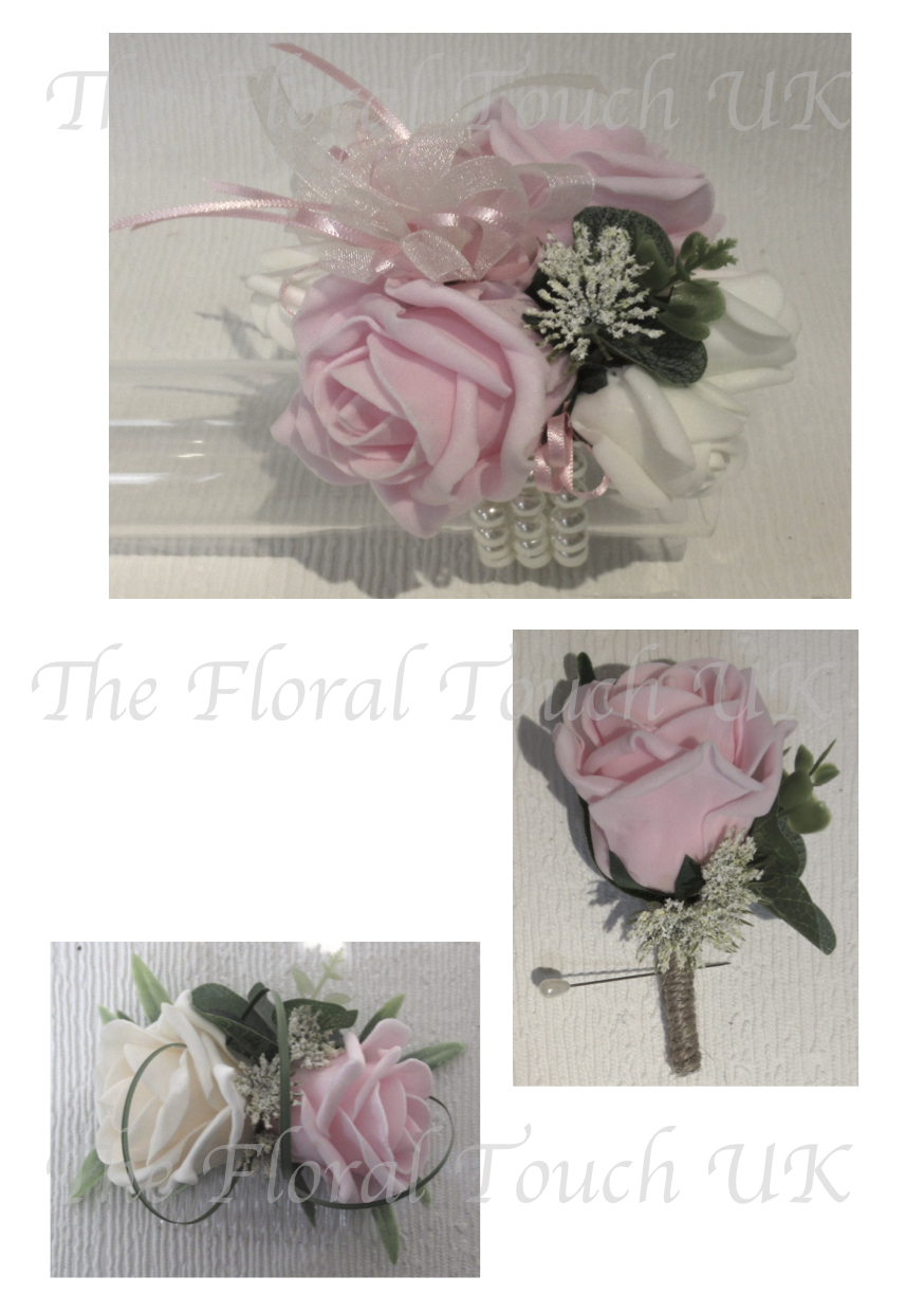 The Floral Touch Uk Wrist Corsages Prom Corsage Wrist