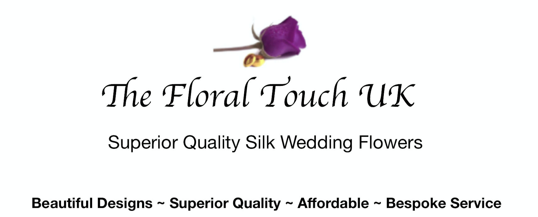 The Floral Touch UK - Order and Enquiry Forms